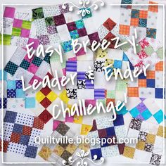 Quilting Blogs, Free Motion Quilting, Quilting Tutorials, Quilting Designs, Hand Quilting, Fabric Panel Quilts, Scrap Fabric, Rainbow Blocks, Challenge