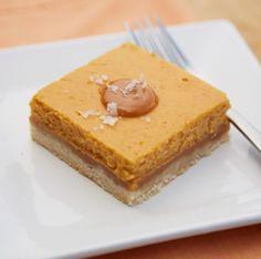 Caramel-Pumpkin Cheesecake Squares recipe-3