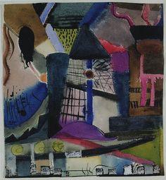 Gunta Stölzl . Untitled. Bauhaus