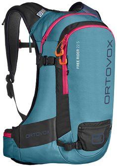 3b55613fab9c ORTOVOX Free Rider 22L Short - Rucksack - Blau bei PLANET SPORTS online  kaufen ✚ Gratis