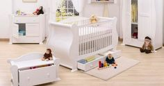 Consejos para decorar una habitación de bebé. Cómo te imaginas la habitación perfecta para tu bebe.