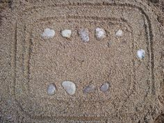 Beach iPad
