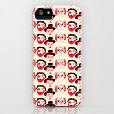 Portuguese Writers iPhone & iPod Case by dua2por3 - $35.00