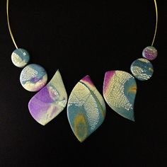 Gallery - Vicky LilavoisPolymer Clay Jewelry Designs
