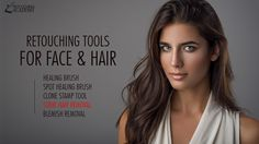 In this video we'll be covering commonly used retouching tools for fixing blemishes on a subject's face and stray hairs. As always, our aim is not only to show you the basics of the tools but also best practices for using them and where they have their uses and limitations.KEY...