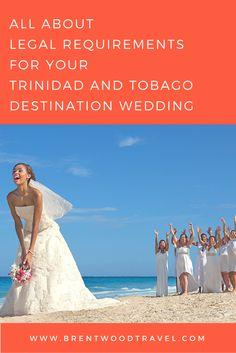 Destination Wedding in Trinidad and Tobago