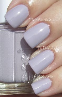 The PolishAholic: Essie Wedding 2012 Collection Swatches!  Love & Acceptance