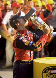 Jeff Gordon it is time for another win