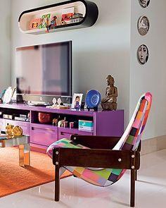 living room - decoração