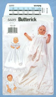 2000 Infant Christening Gown Jumpsuit and by TheECedarCollection