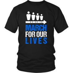 March For Our Lives Washington DC Tee Shirt