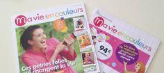 Magazine gratuit Ma Vie en Couleurs