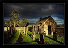 Graveyard, Cromdale By: Chris Spracklen