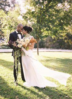 Elegant Autumn Wedding Inspiration from Joey Kennedy Photography