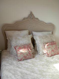 Tête de lit L. XV Rocaille