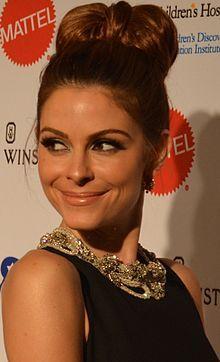 Writer and actress Maria Menounos