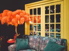 Multiklorowy Mediolan. //Multicolor Milan.// colofull colour colors paint tikkurila interior design home house farby kolory barwy wnetrza dom kolory scian
