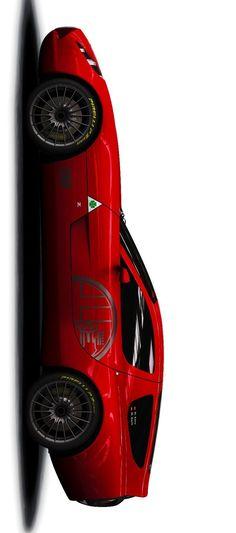 (°!°) 2010 Alfa Romeo TZ3 Zagato #alfaromeozagato