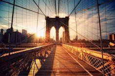 New York, concrete jungle where dreams are made of...