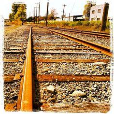 Tracks #latergram