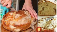 Chlieb z obchodu vždy rýchlo stvrdol, u tohoto nehrozí: Domáci chlebík zo syra cottage – polovica zmizla, kým bol teplý! Good Food, Food And Drink, Turkey, Bread, Pizza, Recipes, Humor, Cheer, Brot