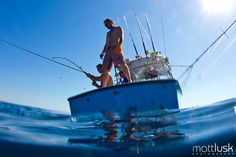 Fishing on the Outer Banks, Matt Lusk Photography