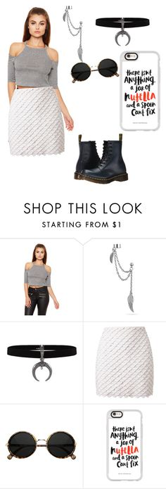 """""""AG📋"""" by lady-shadylady ❤ liked on Polyvore featuring WearAll, Bling Jewelry, STELLA McCARTNEY, Casetify and Dr. Martens"""