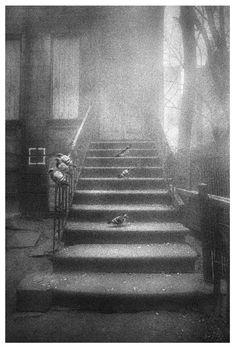 From the Cycle: NY Melancholia © René Groebli