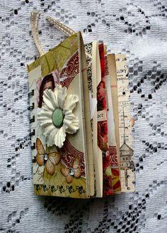 Mini Scrap Journal