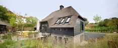 Lien permanent vers Une maison qui s'intègre au paysage aux Pays-Bas