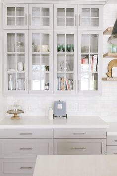 Cabinet Color – Sher