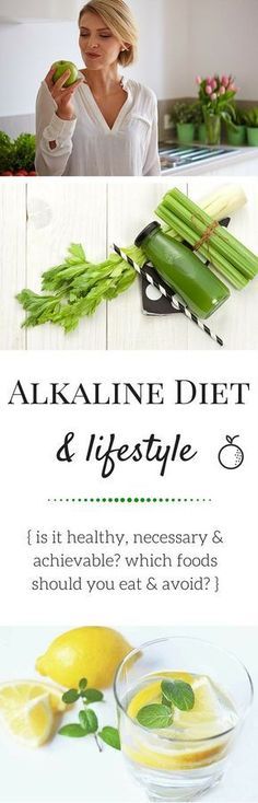 Have you heard of an #alkaline #diet before? Is it just a fad or are there real benefits? What does pH mean & why is it important? Learn all about it here, including what to eat.