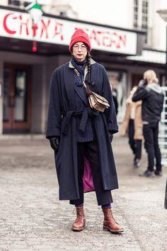 Streetstyle Stockholm Fashion Week | ELLE
