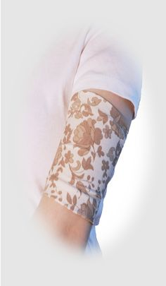 Cover up PICC lines or OmniPod. PICC Cover Fashions TM sleeve is available in 80+ styles at CastCoverFashions.com