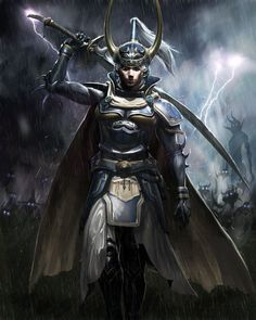 Mythic Knight (Warrior of Light)
