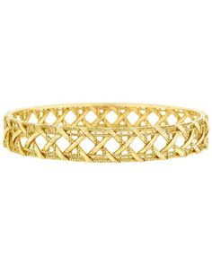 Bracciale in oro MyDior: http://www.molu.it/?p=2412
