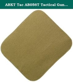 ABKT Tac AB056T Tactical Gun Cleaning Mat. American Buffalo Knife and Tool is pleased you are here to review our new exciting line of products. We have spent many hours and much effort to develop the best products, at the best value, for you our customers. Located in Sweetwater, TN, ABKT is a family owned company that values great customer service, as well as having a passion for our products quality and designs. We focused our attention to make sure the best quality and the most unique...