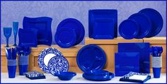 Royal Blue Tableware - Royal Blue Party Supplies - Party City
