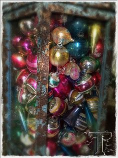 *❤* a Tim Holtz Christmas