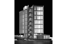 Edifício de apartamentos em Lugano | spbr arquitetos