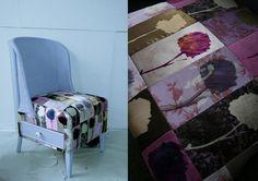 Emma June Designs · Bespoke Home Décor Chair Design, Loom, June, Chairs, Textiles, Etsy, Home Decor, Decoration Home, Room Decor