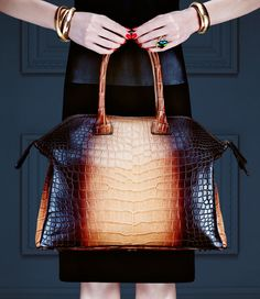 Hands On: It's hard to let Delvaux or Zagliani out of your grasp.