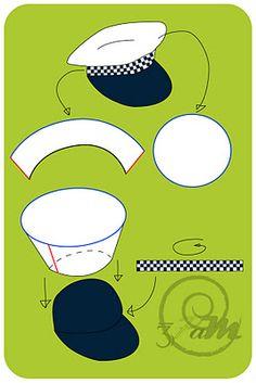 Disfraz casero de marinero para niño  f13a34dcc0a