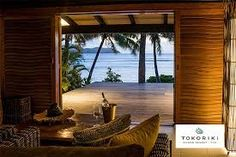 Enjoy this romantic and relaxing Fiji Tokoriki Beachfront getaway. Add a special romantic poolside dinner for something special. Call a Fiji specialist today. Fiji Honeymoon, Honeymoon Destinations, Honeymoon Ideas, Holiday Destinations, Bungalow Hotel, Romantic Beach Getaways, Fiji Beach, Fiji Travel, Luxury Escapes