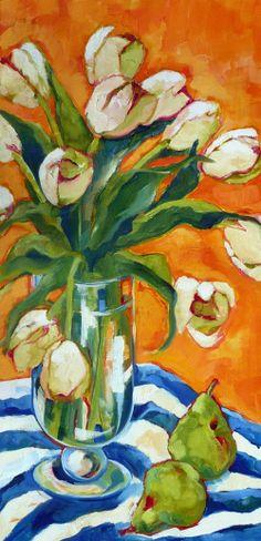 Tulipes - Fernand Toussaint
