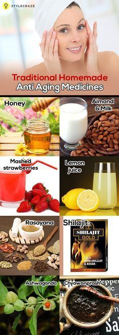 With hundreds of anti-aging products in the market claiming to be effective, it is very difficult to choose.  It's time you stop spending on those expensive products available in the market and make some natural anti aging medicines yourself! Here are the top natural anti aging medicines:  #antiaging See how you can take steps to aging slower >> see more here >>