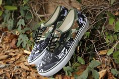 """Vans Syndicate Authentic """"China Girl"""" x Weirdo Dave"""
