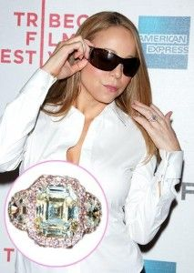 Mariah Carey Engagement Ring Cost Nick Cannon Focuses On His Career After Wedding News VIDEO