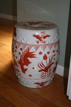 garden stools on Pinterest - Japanese Garden Stool
