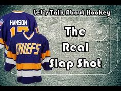 Many know the fictional story of the Charlestown Chiefs and the three Hanson Brothers from the 1977 film Slap Shot. But today we will look at the real life t. Let Them Talk, Let It Be, Hanson Brothers, Slap Shot, Winter Sports, Ice Hockey, Real Life, Movie, Film